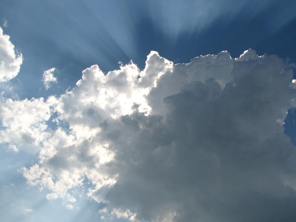 Sun Shiny Clouds by Stephanie86