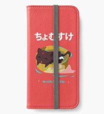 Chomusuke KonoSuba iPhone Wallet/Case/Skin