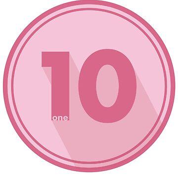 1 in 10 by MrFahrenheit
