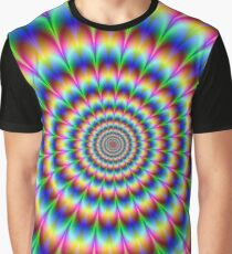 trippy stoner Graphic T-Shirt