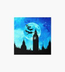 Magical Watercolor Night - Peter Pan Art Board