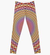 Trippy Optical Illusion Leggings