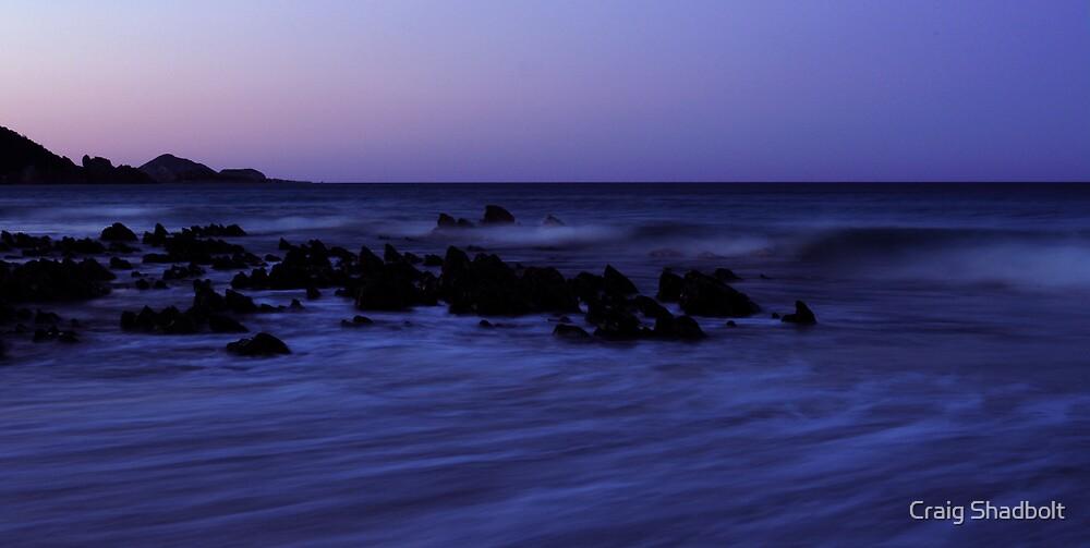 Evening Tide by Craig Shadbolt