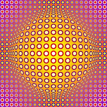 Vasarely style by tudi