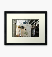 candy factory 3 Framed Print