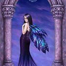 Mystique Galaxy Wing Fairy by Rachel Anderson