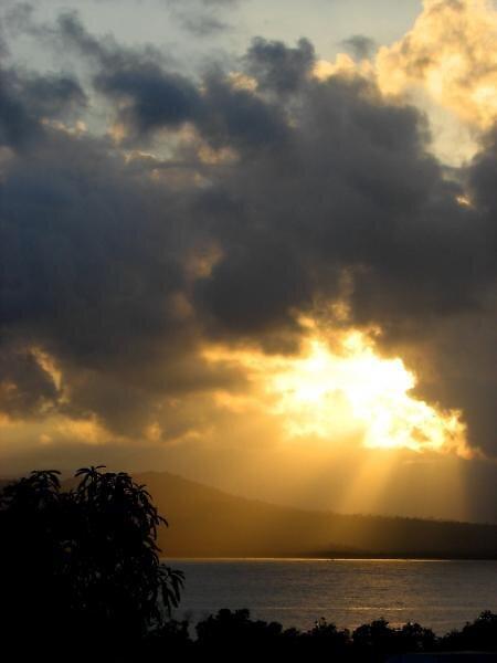 Sunset in Puerto Princesa City, Palawan,Philippines by edongdugong