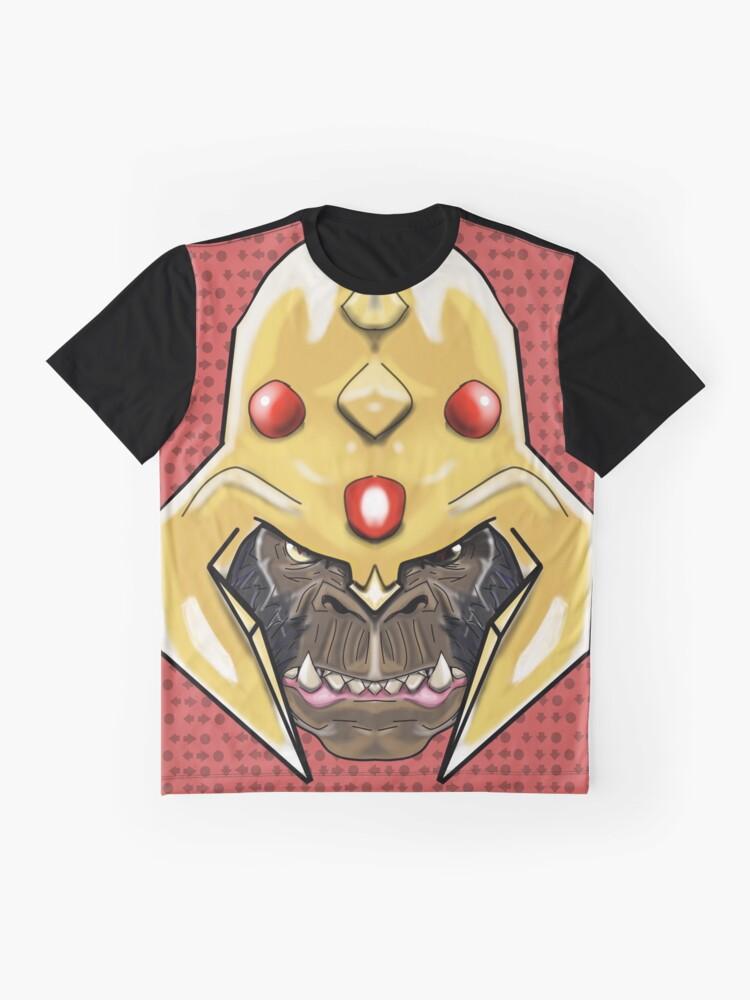 Alternate view of Gorilla Grodd  Graphic T-Shirt