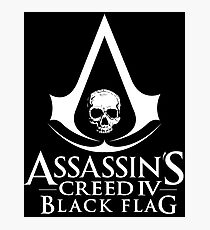 Assassin's Creed Black Flag Photographic Print