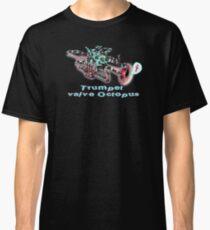 Trumpet Valve Octopus Classic T-Shirt
