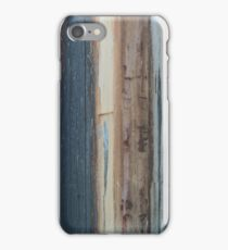 Rusty old shipping container iPhone Case/Skin