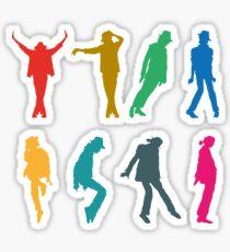 Michael Jackson #3 Sticker
