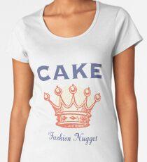 cake Women's Premium T-Shirt