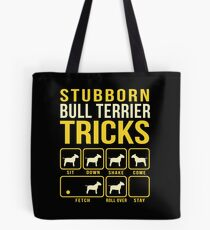 stuborn tricks Tote Bag