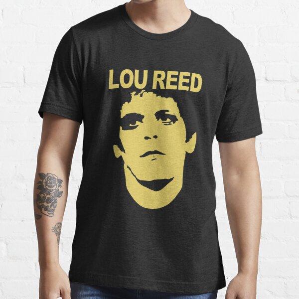lou reed T-shirt essentiel
