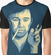 Bill Hicks It's Just A Ride Graphic T-Shirt