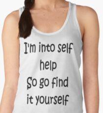 self help Women's Tank Top