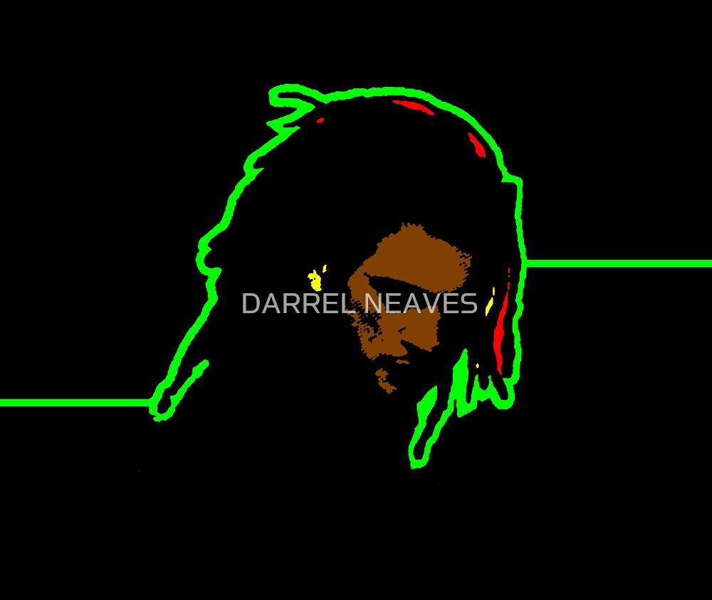 neon locks by DARREL NEAVES