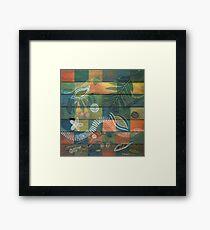 Rainforest Regeneration Framed Print