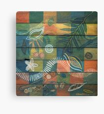 Rainforest Regeneration Canvas Print