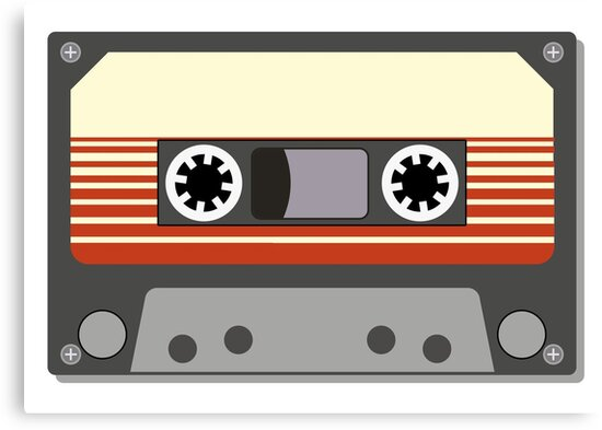Galaxy Music Tape by bespired