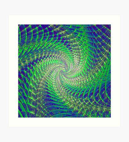 Dew rotor Art Print