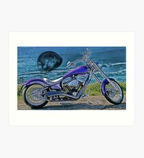 Ghost Rider   Such is Life Art Print