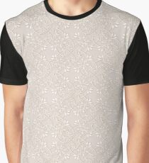 baroque lace pattern Graphic T-Shirt