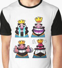 clash royal Graphic T-Shirt