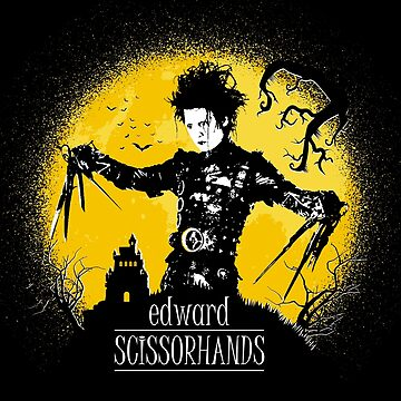 Edward Scissorhands by CarmenRF