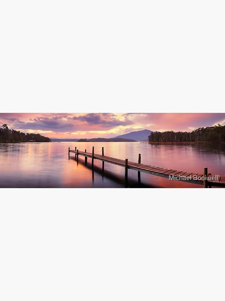 Lake Wallaga, Bermagaui, New South Wales, Australia by Chockstone