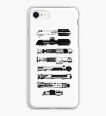 Weapons From A More Civilized Age iPhone Case/Skin