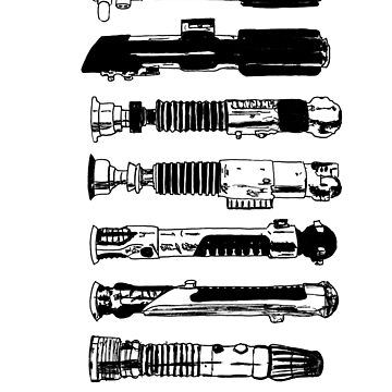 Weapons From A More Civilized Age by Salicath