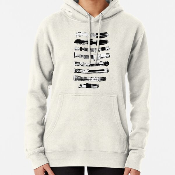 Weapons From A More Civilized Age Pullover Hoodie