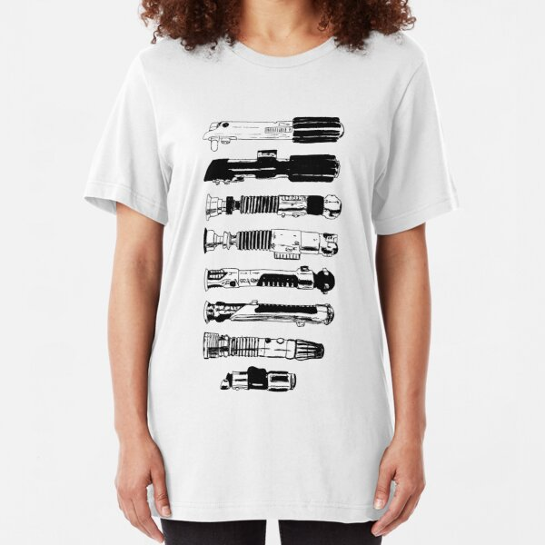 Weapons From A More Civilized Age Slim Fit T-Shirt