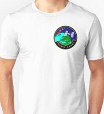 Cosmic Carol's mission patch  Unisex T-Shirt