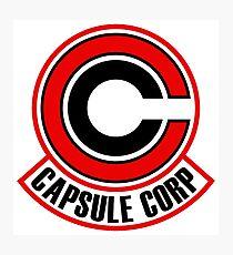 corp capsule Photographic Print