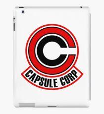 corp capsule iPad Case/Skin