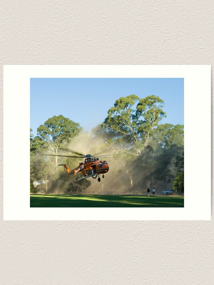 Alternate view of And LIFTOFF! Art Print