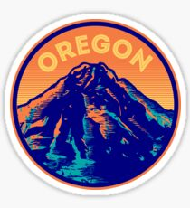 Oregon Stickers portland Sticker