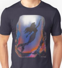 Mermaid reaching Surface T-Shirt