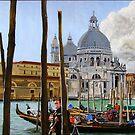 Venezia by Matthew  Bates