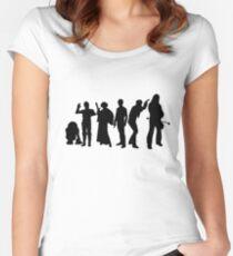 Millenium Falcon Crew Women's Fitted Scoop T-Shirt