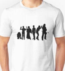 Millenium Falcon Crew T-Shirt