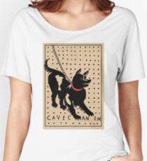 Cave Canem Women's Relaxed Fit T-Shirt
