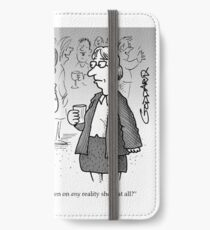 Reality Show iPhone Wallet/Case/Skin