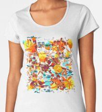 foliage folie Women's Premium T-Shirt