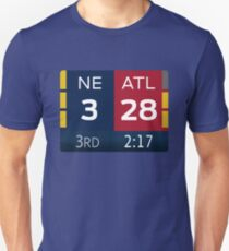 NE 3 ATL 28 Unisex T-Shirt
