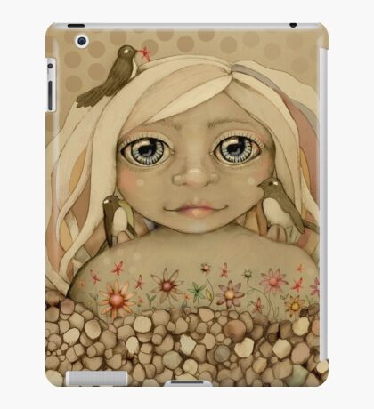 Nature's Child iPad Case/Skin