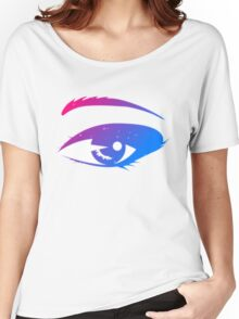 Abstract woman eye 2 Women's Relaxed Fit T-Shirt